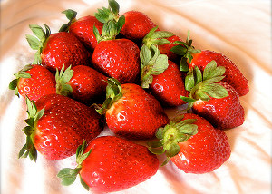 Anti Aging Diet Strawberries