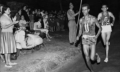 Born To Run Abebe Bikila