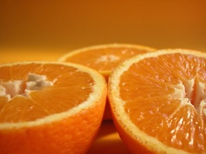 Fructose In Fruit Orange