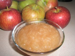 How To make Applesauce Puree