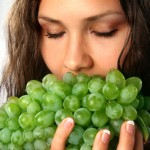 Raw Food Coaching Grapes