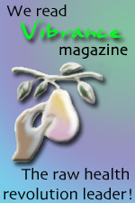 Raw Food Magazine Pear Pick