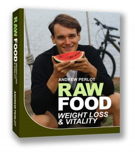 Raw Food Weight Loss And Vitality Cover