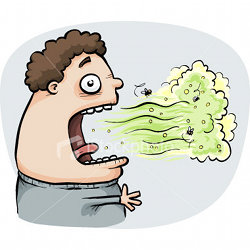 Raw Garlic Bad Breath