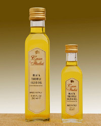 Raw Olive Oil Bottle