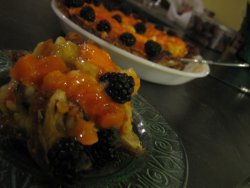 Raw Food Thanksgiving                         Persimmon Pie