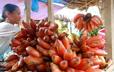Red Bananas Market