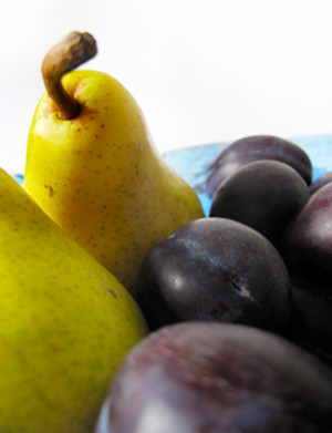 Vitamin C Deficiency Pears And Plums