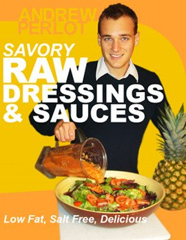 Savory Raw Affiliate Cover