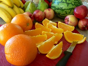 Low Fat Raw Vegan Fruit