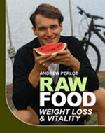 Raw Food Weight Loss And Vitality 3D Cover
