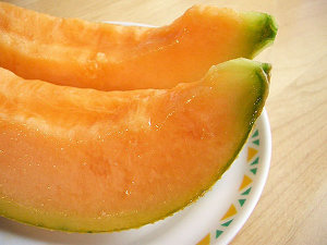 Raw Food Newsletter Melon