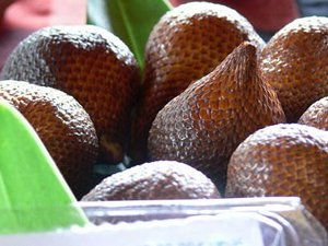 Salak Fruit Bunch