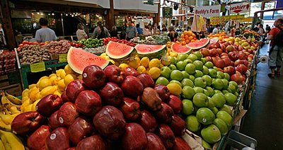 Why Vegetarian Fruit Stand