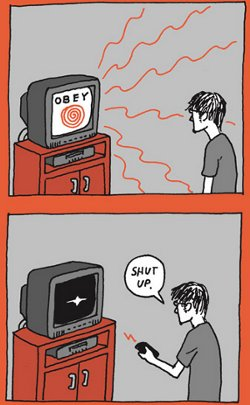 Negative Effects Of Television Turn Off