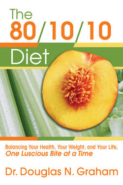 The 80 10 10 Diet Book Cover