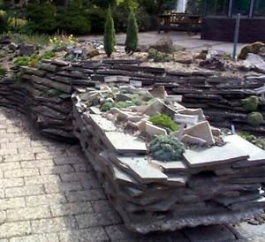 Raised Bed Garden Slate