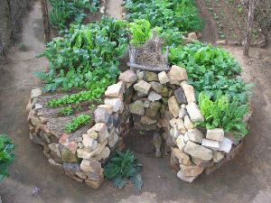 ... Garden Design With Raised Vegetable Garden Or Keyhole Garden Building  Instructions With Design Landscaping From Rawfoodhealth