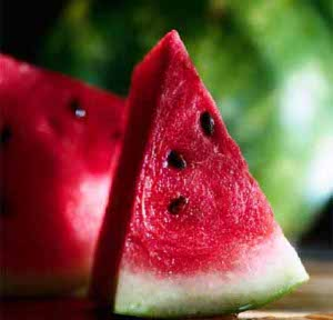 Benefits of Raw Food Watermelon