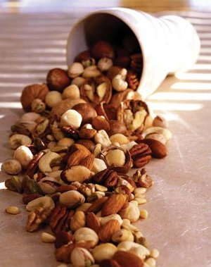 Low Fat Diet Nuts