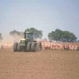 Save the Environment Tractor